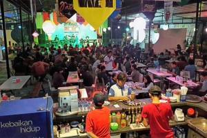 Warung Musik Kampayo XT Square Jogja