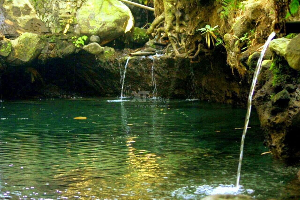 Wisata Alam Pemandian Sungai Blue Lagoon Sleman