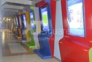 Wahana Gedung Kotak Taman Pintar Yogyakarta