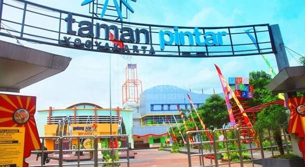 Wahana Wisata Edukasi Taman Pintar Yogyakarta