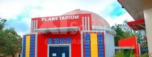 Wahana Gedung Planetarium Taman Pintar Yogyakarta