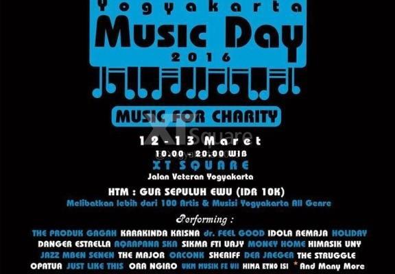 Yogyakarta Music Day 2016 On Kampayo