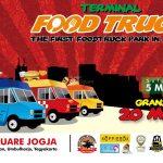 Pertama Digelar, Jogja Food Truck Carnival