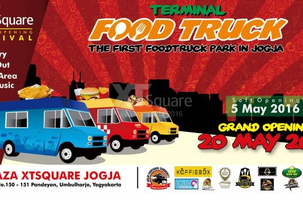 Event Jogja Karnaval Food Truck XT Square