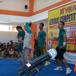 XT Square Aerobic Competition #1