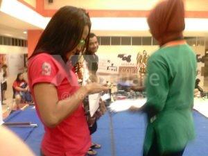 XT Square Event Aerobic Competition #1 Yogyakarta