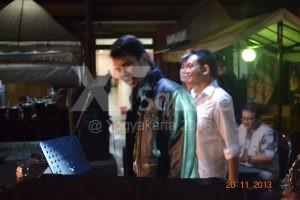 Kunjungan Ahmad Dhani Ke Kampayo XT Square