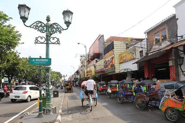 XT Square Wisata Belanja Malioboro Yogyakarta
