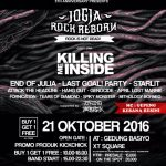 Jogja Rock Reborn Menghadirkan 12 Band Di Gedung Pertunjukan Basiyo