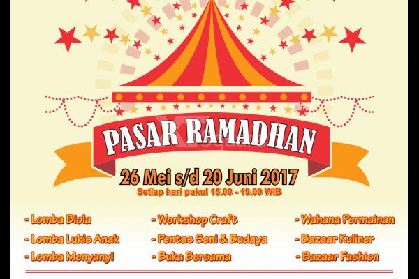 Pasar Ramadhan XT Square 2017
