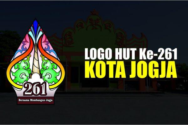 Logo Resmi HUT Kota Jogja Ke-261