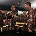 Launching Batik Ceplok Segoro Amarto Khas Jogja
