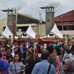 Meriahnya Festival Kampung Wisata 2017
