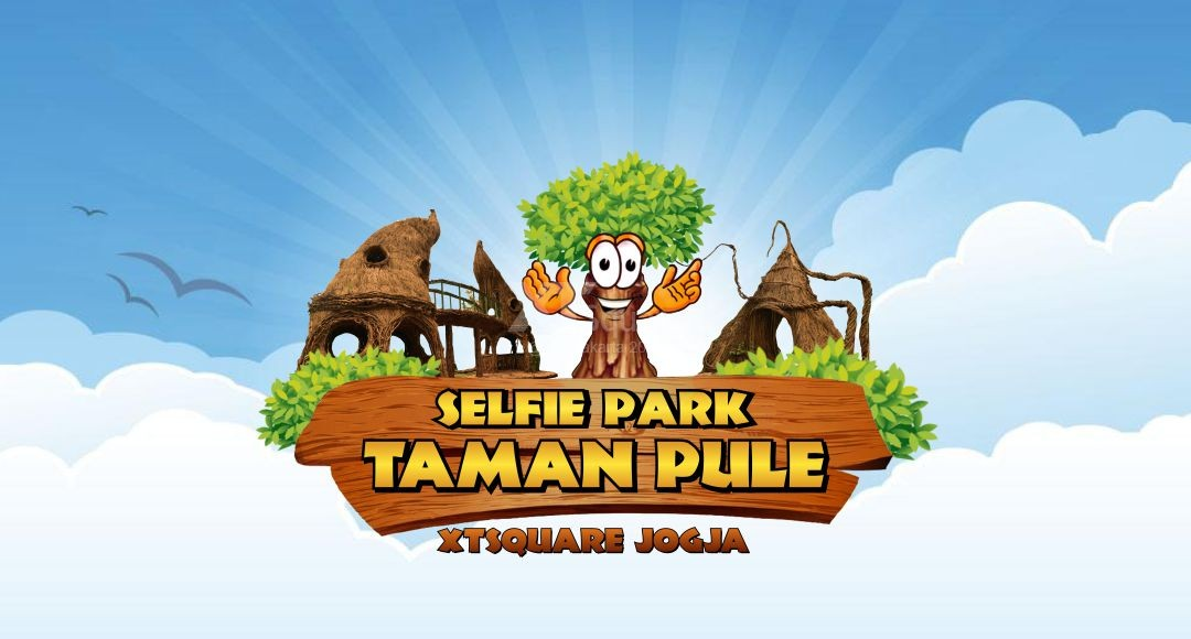 selfie-park-taman-pule-xtsquare-jogjakarta-2